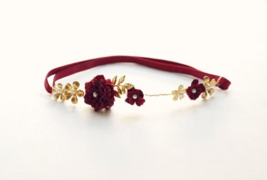 marsala-and-gold-garter-by-lietofiore