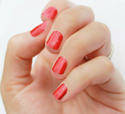 red-nailwraps