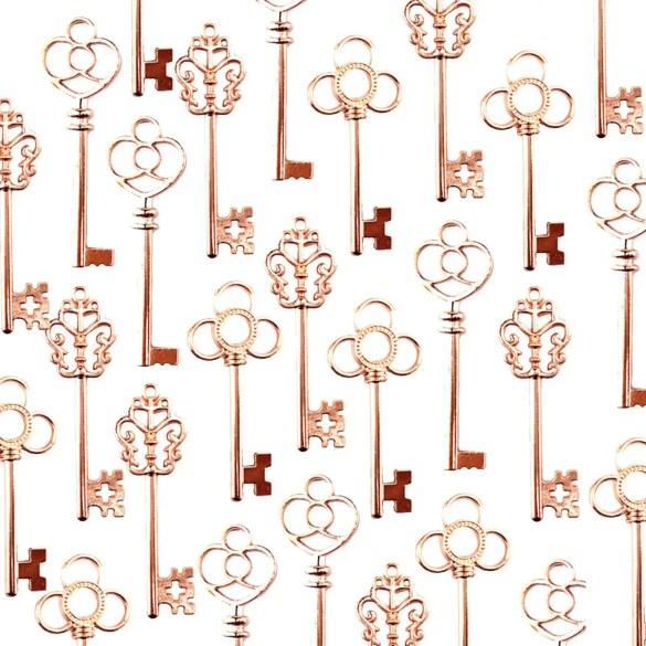 50 Unique Rose Gold Wedding Ideas