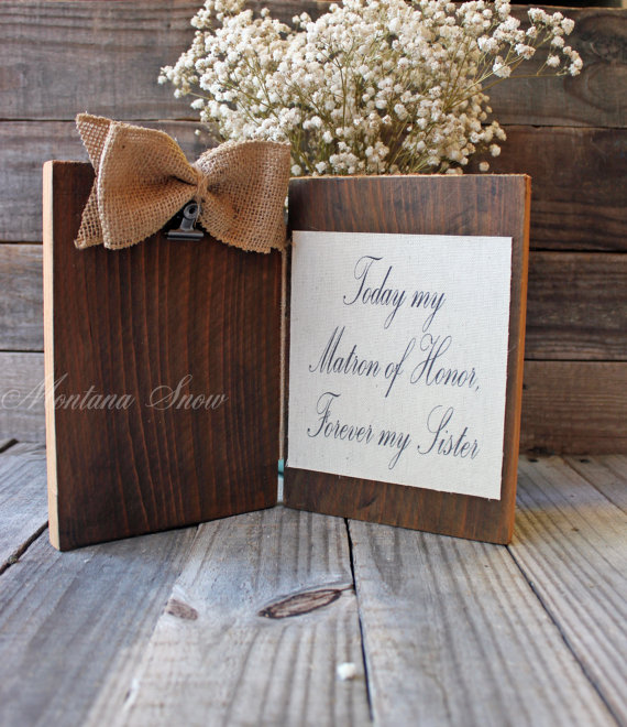 maid of honor frame | photo frames - gifts for weddings http://emmalinebride.com/gifts/photo-frames-gifts-weddings/