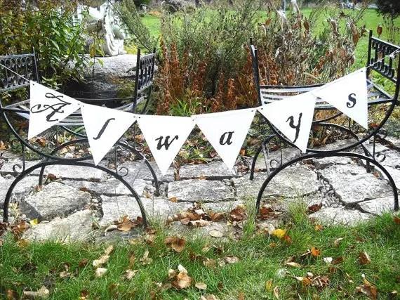 always harry potter wedding banner