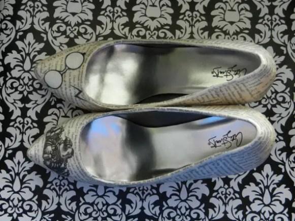 harry potter heels