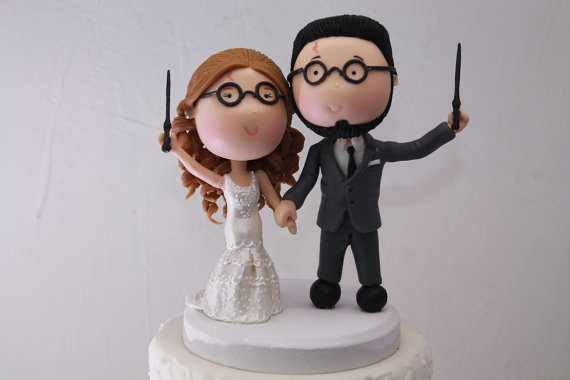 harry potter cake topper 50 best harry potter ideas for weddings emmaline 4731