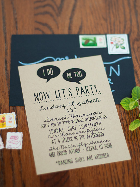50 best handmade wedding invitations on etsy photos