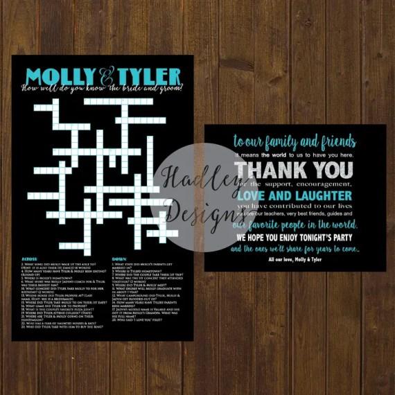 crossword puzzle program