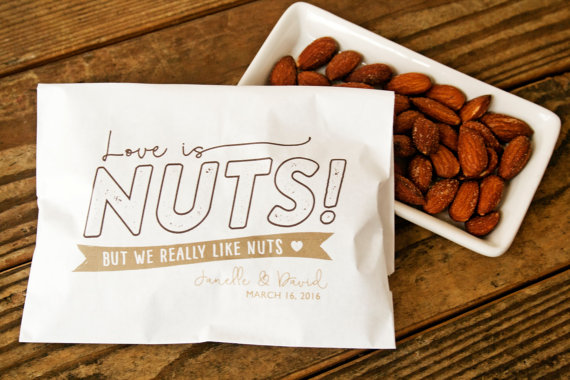 nuts favors