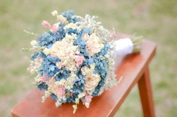 dried flower bouquets | http://emmalinebride.com/bride/dried-flower-bouquets/ | by the blaithin blair