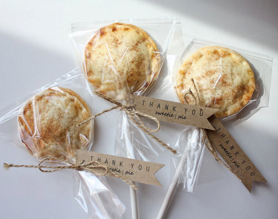 pies on a stick