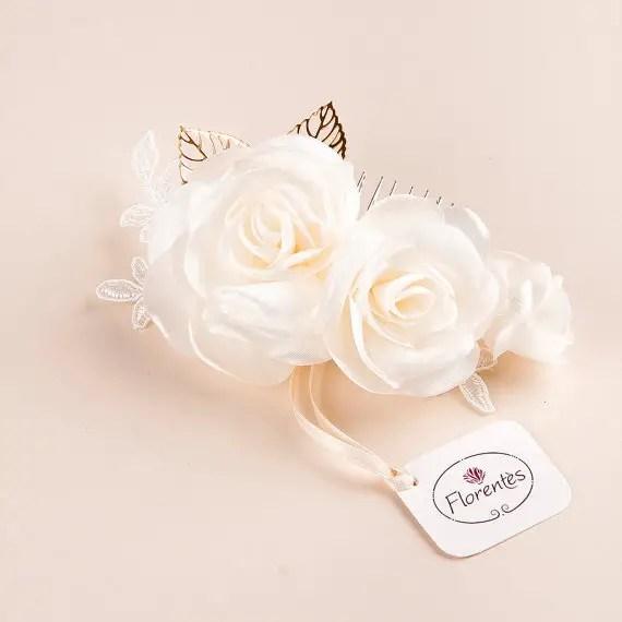 bridal hair bun 2