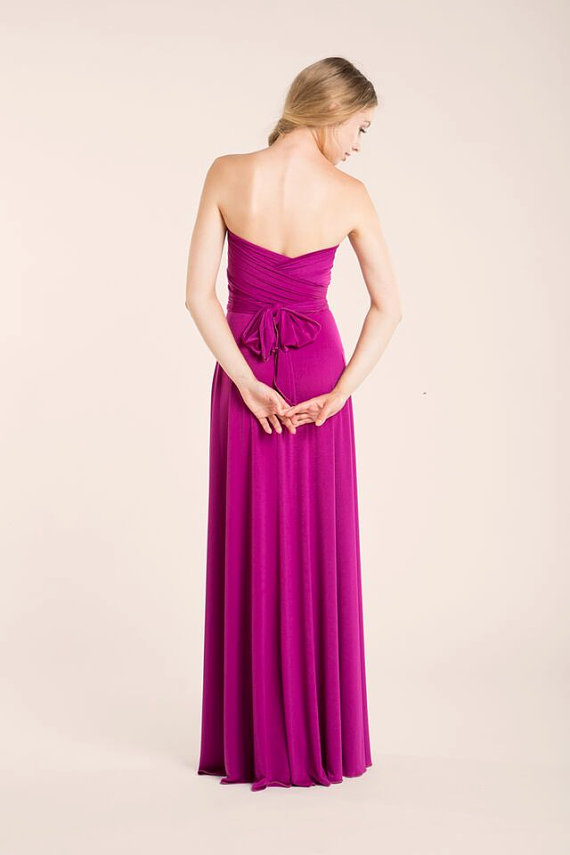 orchard strapless dress 2