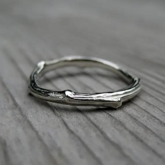 Mountain Wedding Ring 90 Awesome twig wedding ring in