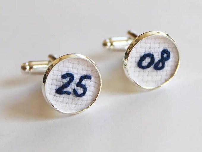 wedding-date-cuff-links