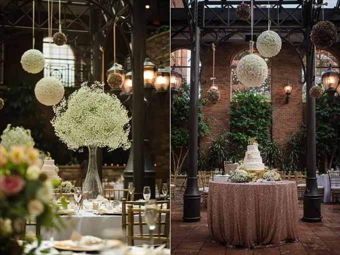 inn_at_st_johns_wedding_hanging_poms