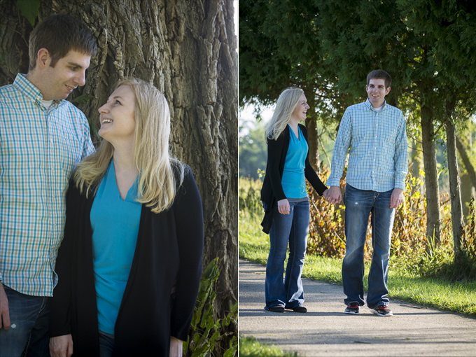 Independence Oaks Engagement Session