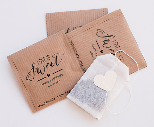 Tea Wedding Favors: The Ultimate Guide | Emmaline Bride