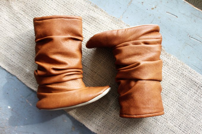 Boots for Flower Girls   By Bitsy Blossom   http://etsy.me/2cCcFYj