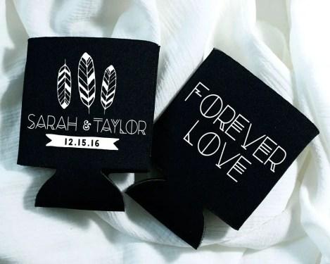 tribal-forever-in-love-drink-koozies