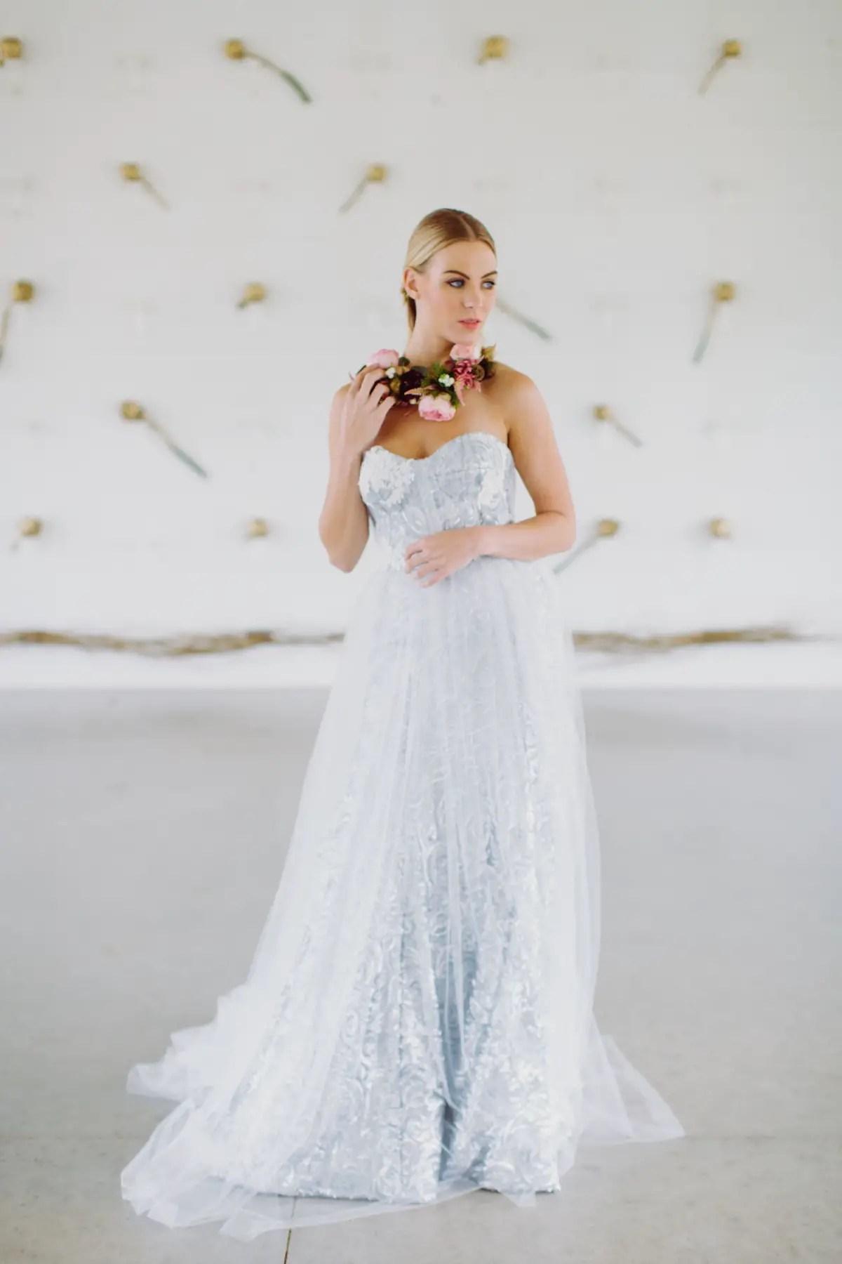 Ballet Inspired Wedding Dresses by pas de deux bridal | Emmaline Bride