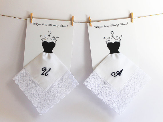 vintage wedding gifts for bridesmaids   by aristocrafts
