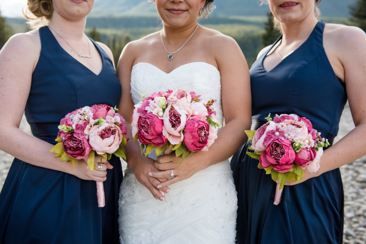 Where to Buy Silk Pink Peony Bouquets for Weddings That Look Real - Photo by Paisley Photography. Bouquet by Fashion Touch Weddings. | http://emmalinebride.com/bride/pink-peony-bouquets-for-weddings/