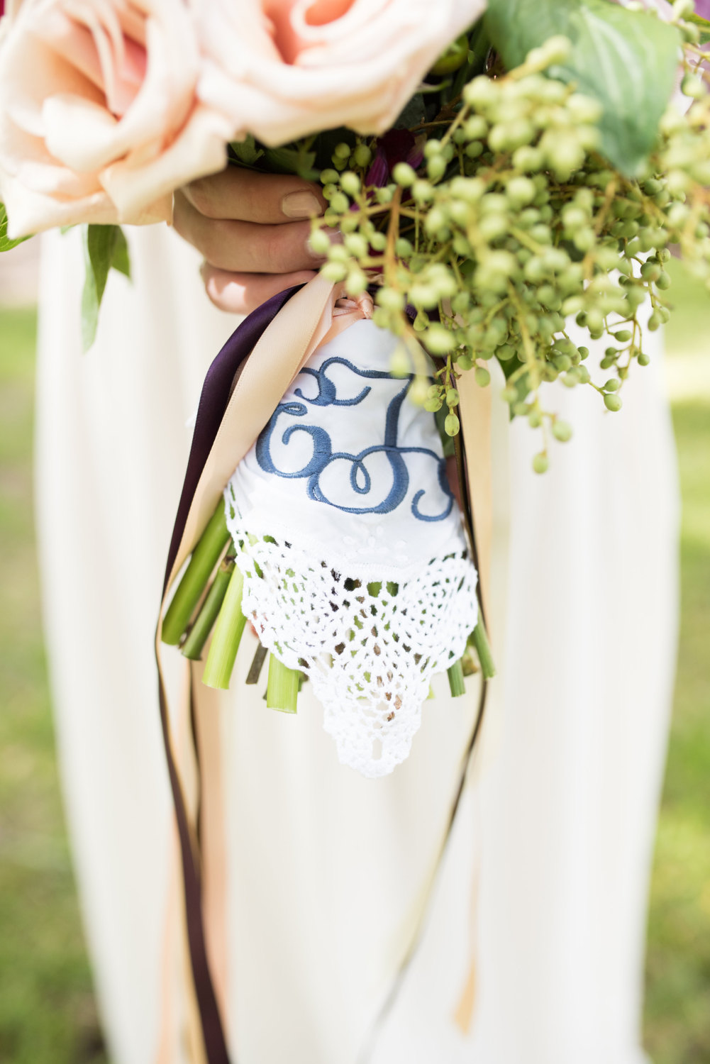 Where to Put Bridal Handkerchief During Wedding? - Ask Emmaline