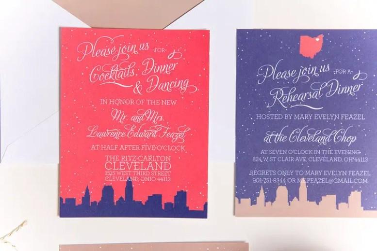 cleveland invitations