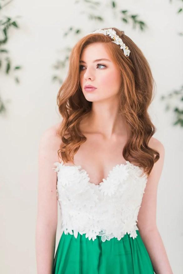NEW → Tessa Kim 2017 Bridal Hair Accessories