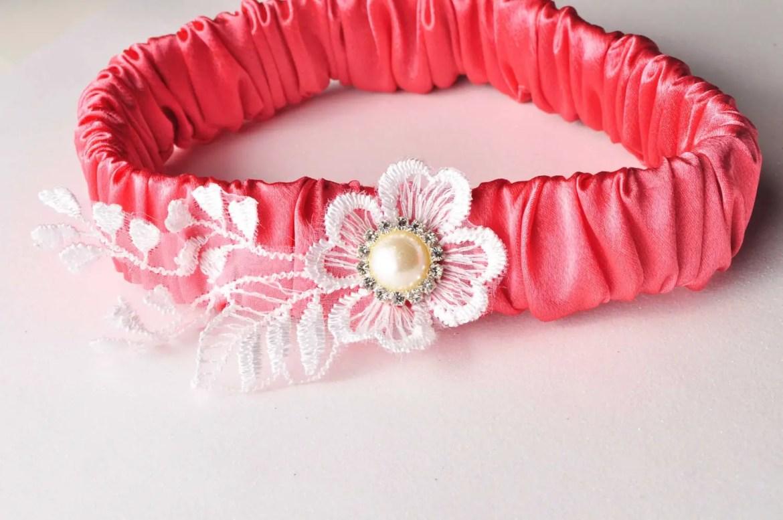 where to buy wedding garter sets   garter by knotted & bent   via http://emmalinebride.com/bride/where-to-buy-wedding-garter-sets