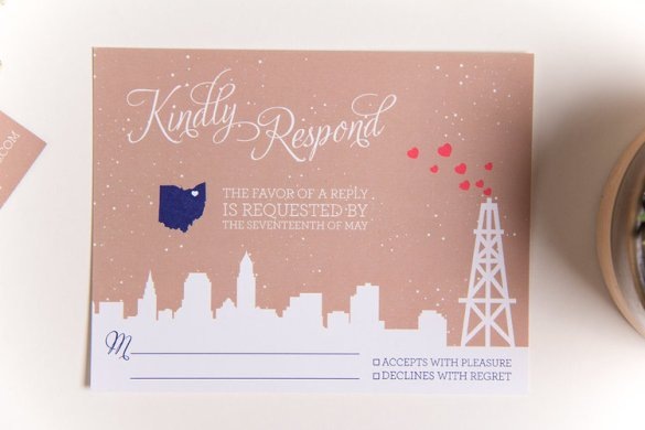 Custom Wedding Invites That Look Awesome