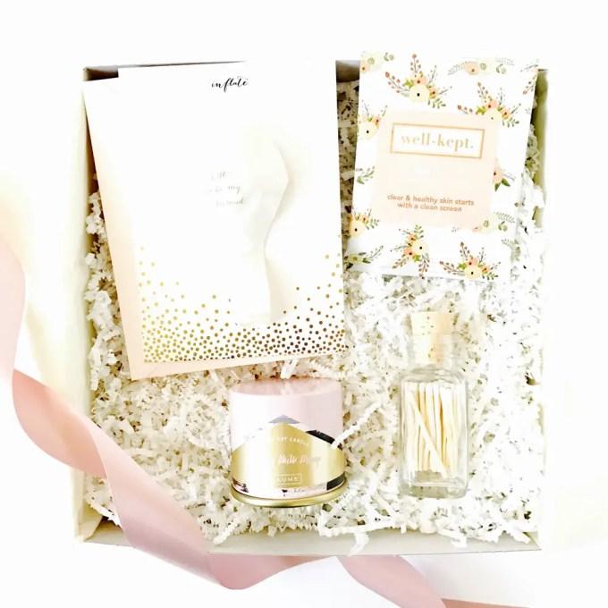 be my bridesmaid gift box