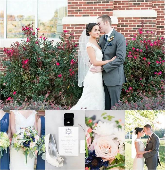 A stunning burlington north carolina wedding rebecca for Wedding dresses burlington nc