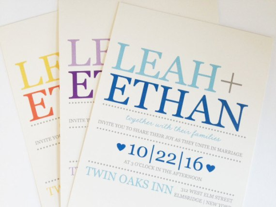 Cheap Invites For Wedding: Cheap Wedding Invitations With RSVP