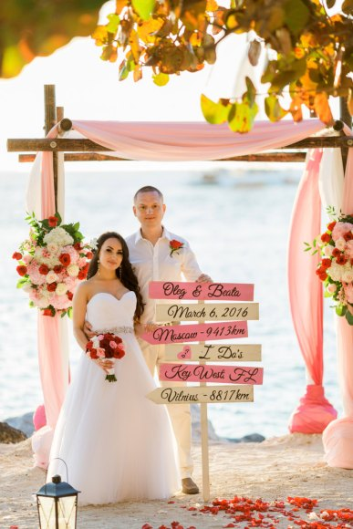 directional signs for weddings | handmade wooden direction sign posts for wedding