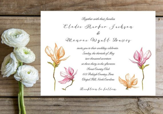 Wedding Invites Cheap Online: Cheap Wedding Invitations With RSVP