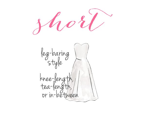 Short | How to Choose a Wedding Dress for Your Body Type