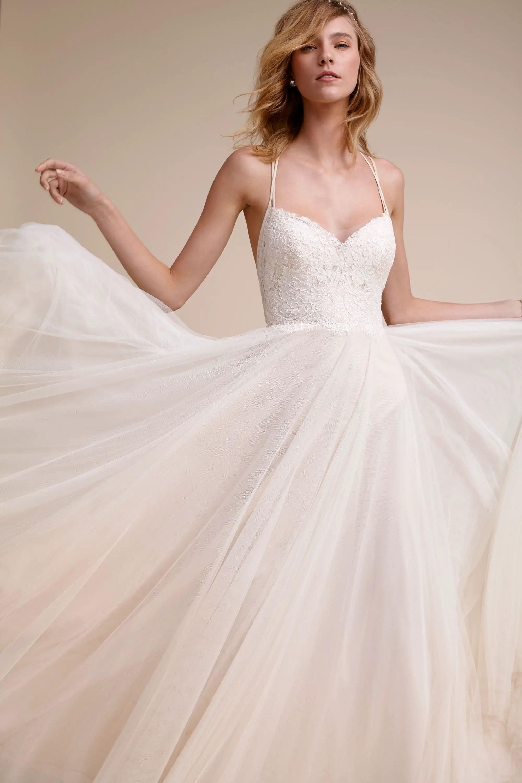 Where To Buy Bhldn Wedding Dresses In Store Online Emmaline Bride