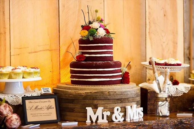 live wedding experience wolf oak acres