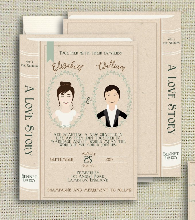 50 best book themed wedding ideas bridalpulse