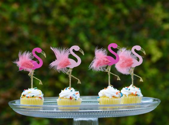 cupcake topper by LucasAndMeCreations