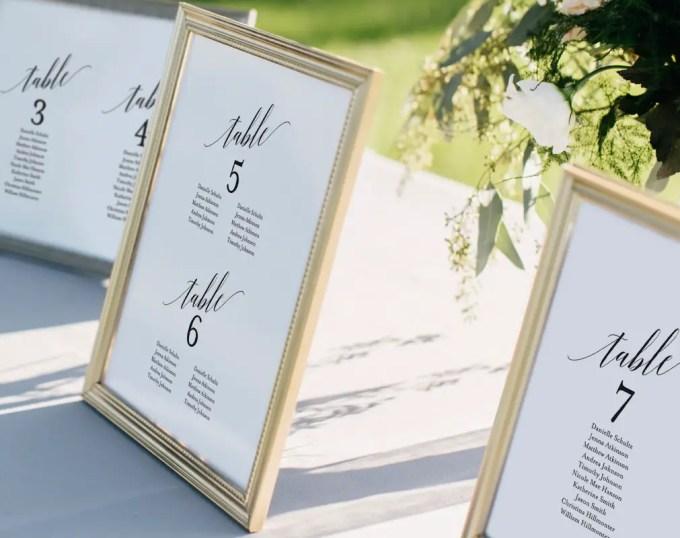 Are Wedding Seating Charts Necessary? - BridalPulse