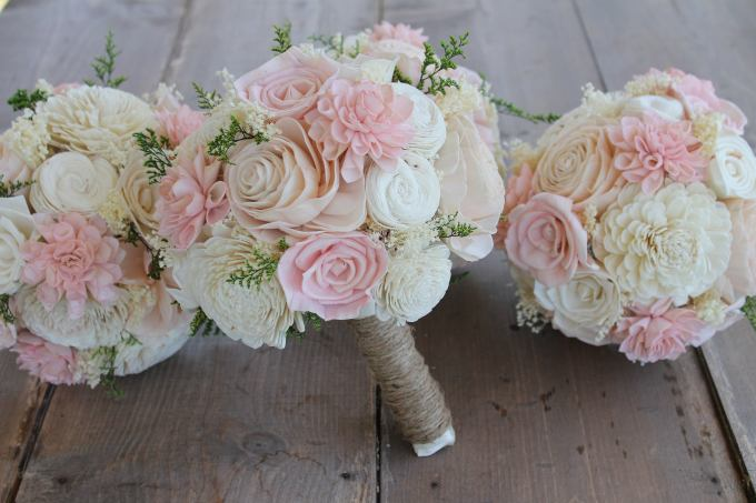 Fake Wedding Bouquets That Look Real -- and Last Forever
