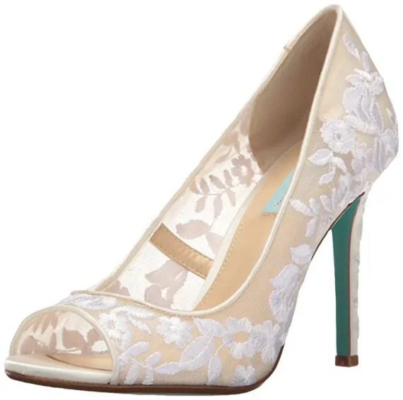 24 best something blue wedding shoes low heel high heel flats eb by betsey johnson junglespirit Gallery