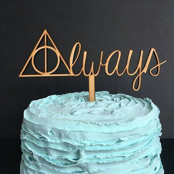 After all this time? Always  8 Harry Potter Weddinghellip