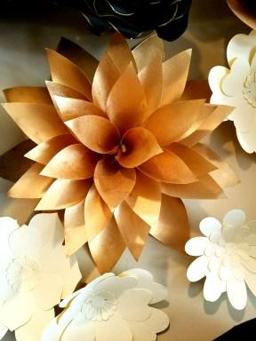 giant paper flower - 2