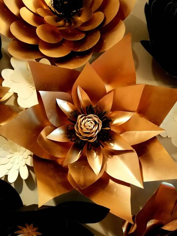 giant paper flower - 5