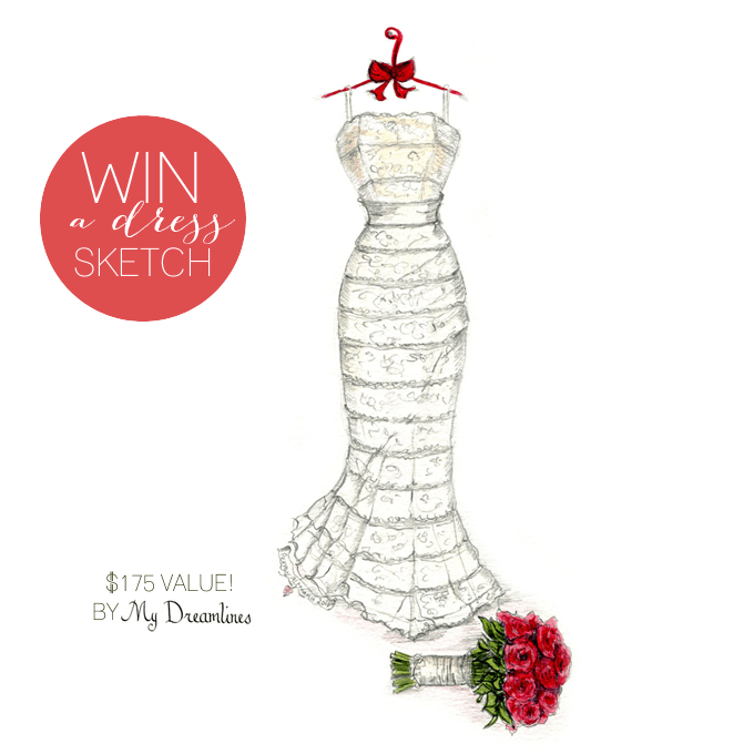 Emmaline bride giveaways