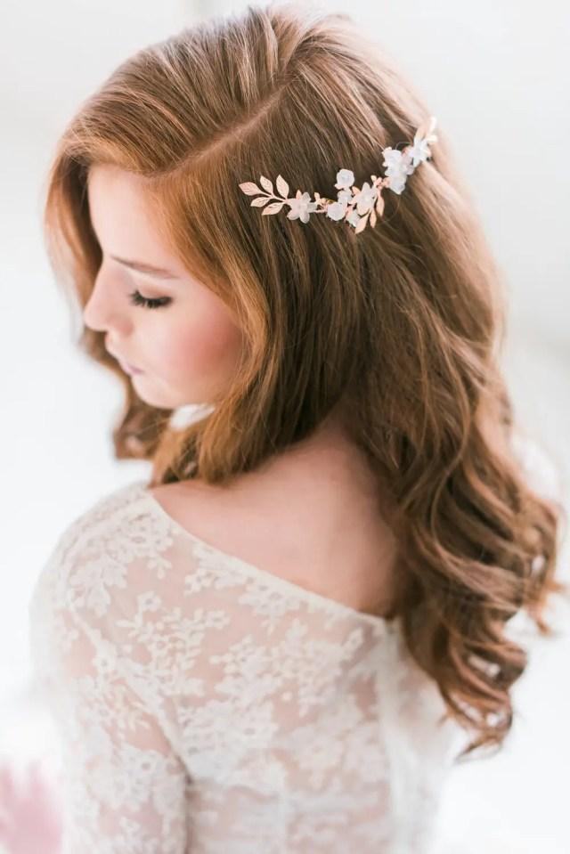 50 best bridal hair combs on etsy for weddings   emmaline bride®