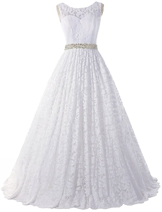 12 Cheap Wedding Dresses Under $100 | Emmaline Bride
