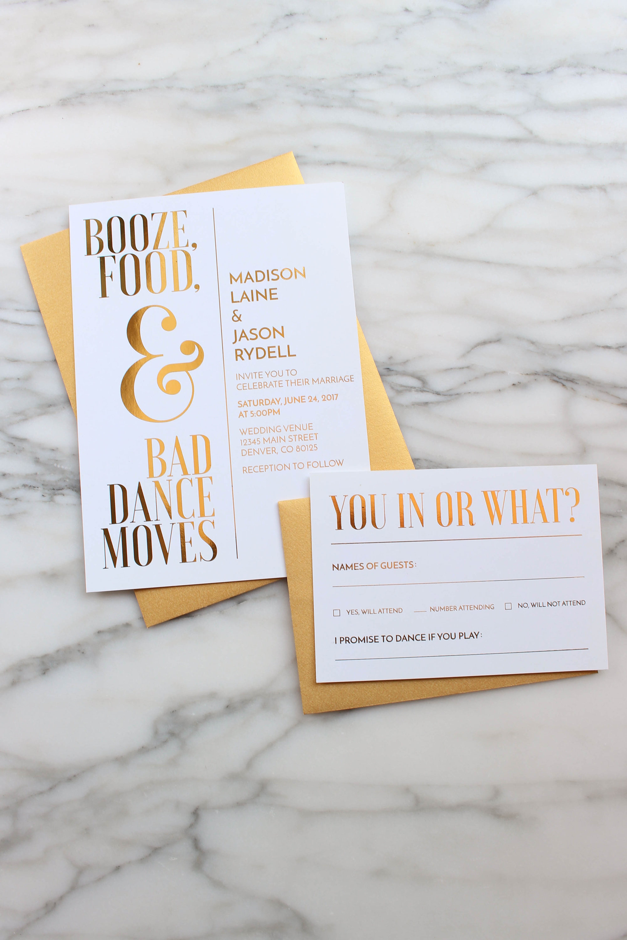 50 Funny Wedding Invitations That Will Make You Happy BridalPulse