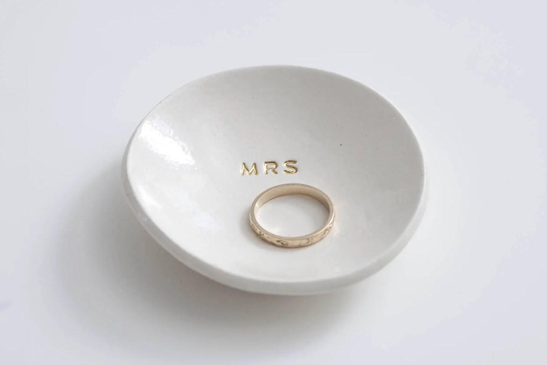 mrs ring dish